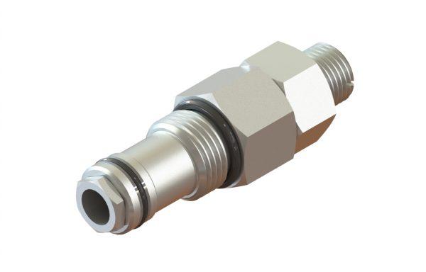 Cartridge Gauge Protection Valves