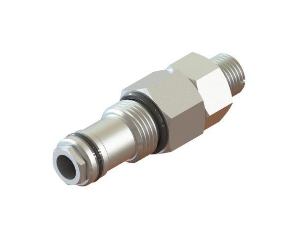Cartridge Pressure Gauge Protection Valve