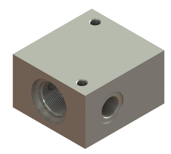 """In-Line Housings for HSP Cartridge Valves (1 5/8"""" SAE)"""