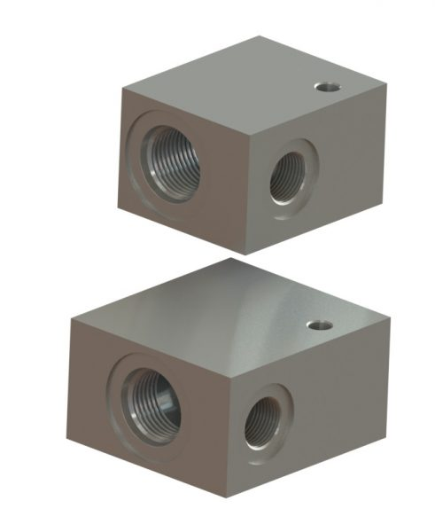 """In-Line Housings for HSP Cartridge Valves (7/8"""" SAE)"""
