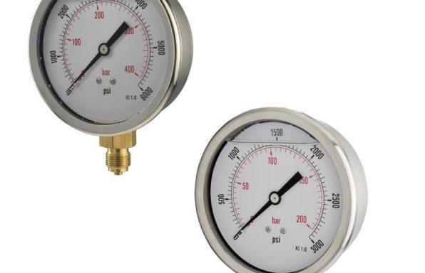 Pressure Gauges and Accessories