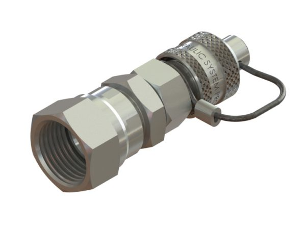 Blanking Plug for J.I.C Pipe Fittings