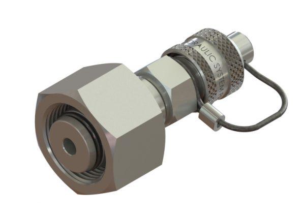 Blanking Plug for Metric Pipe Fittings