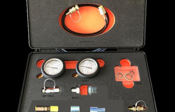 Medium Metric Test Kit