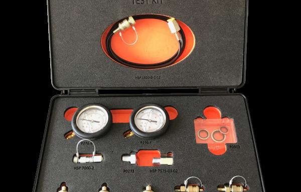 Large Metric Hose Coupling Test Kit